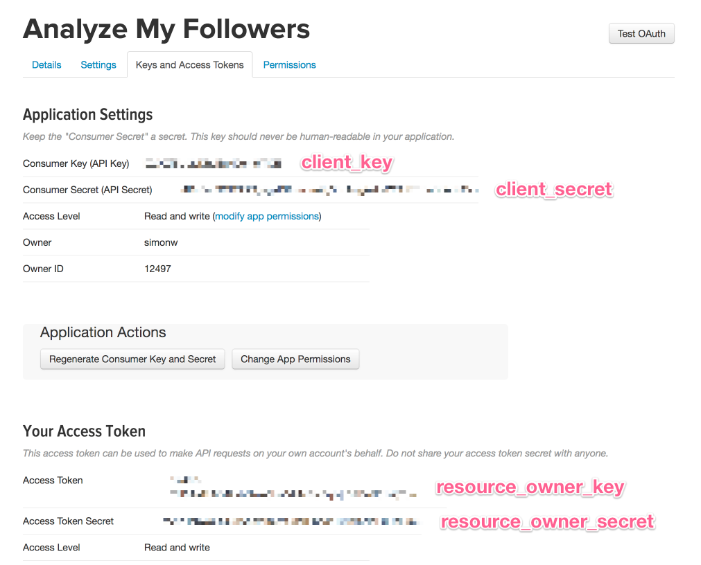 Analyzing my Twitter followers with Datasette